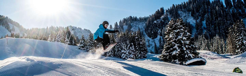 Reiseart Ski Snowboard